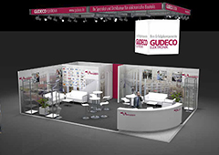 Messestand GUDECO